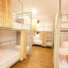 Отель China Town 3* Кровать в общем номере фото 9