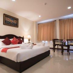 Отель True Siam Rangnam 3* Улучшенный номер фото 7