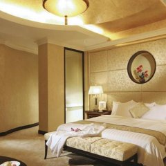 Hotel Golden Dragon 4* Стандартный номер с разными типами кроватей фото 4