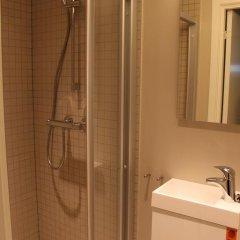 Отель Ellingsens Pensjonat 3* Стандартный номер с двуспальной кроватью (общая ванная комната) фото 2