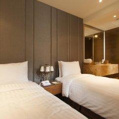 Grammos Hotel 3* Улучшенный номер с 2 отдельными кроватями фото 4