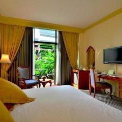 Отель The Tawana Bangkok 3* Номер Делюкс с разными типами кроватей фото 6