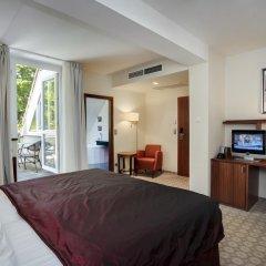 Отель Silenzio 4* Номер Делюкс с различными типами кроватей фото 2