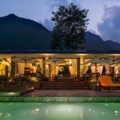 Отель Pavilions Himalayas Непал, Лехнат - отзывы, цены и фото номеров - забронировать отель Pavilions Himalayas онлайн бассейн фото 3