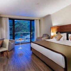 Отель Nirvana Lagoon Villas Suites & Spa 5* Стандартный номер с различными типами кроватей фото 11