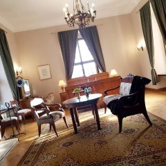 Отель Zamek Joannitów комната для гостей фото 3