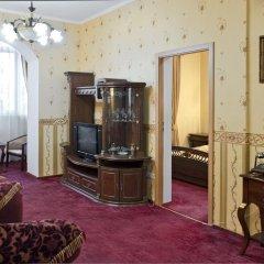 Гостиница Доминик 3* Улучшенный люкс разные типы кроватей