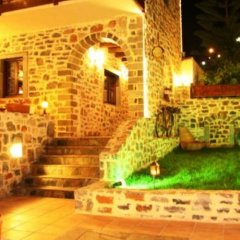 Отель Balsamico Traditional Suites Греция, Херсониссос - отзывы, цены и фото номеров - забронировать отель Balsamico Traditional Suites онлайн интерьер отеля