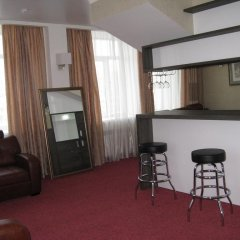 Гостиница Богемия на Вавилова 3* Люкс с двуспальной кроватью фото 8