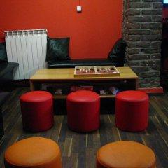 Star Hostel Belgrade Кровать в общем номере с двухъярусной кроватью фото 3