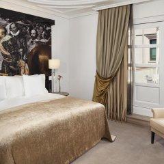 Отель Gran Melia Palacio De Los Duques 5* Номер Classic с различными типами кроватей фото 2