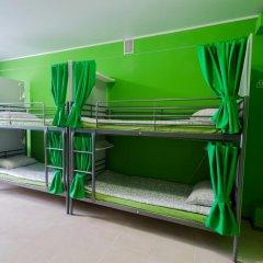 Хостел Wiki Кровать в общем номере с двухъярусной кроватью фото 3