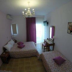 Akrotiri Hotel Студия с разными типами кроватей фото 26