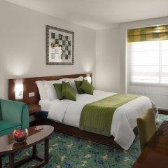 Radisson Blu Hotel, Riyadh 5* Стандартный номер с различными типами кроватей фото 3