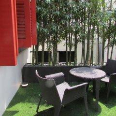 The Vagabond Club, Singapore, a Tribute Portfolio Hotel балкон