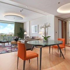 Отель Hilton Athens 5* Представительский люкс с различными типами кроватей фото 10