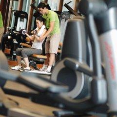 Отель InterContinental Residences Saigon фитнесс-зал фото 4