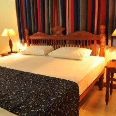 Отель Lake View Bungalow Yala 3* Шале с различными типами кроватей фото 10