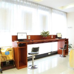 Hanting Hotel Nanchang Railway Station Branch интерьер отеля
