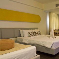 Отель Z Through By The Zign 5* Номер Делюкс с 2 отдельными кроватями фото 22