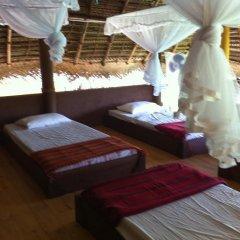 Отель Cadjan Wild 3* Кровать в общем номере с двухъярусной кроватью фото 3