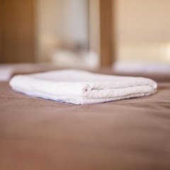 Мини-отель Глобус Стандартный номер с двуспальной кроватью фото 4