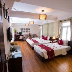 Hanoi Central Park Hotel 3* Стандартный номер с различными типами кроватей фото 17