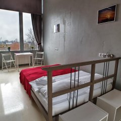 Ред Старз Отель 4* Номер Эконом с различными типами кроватей фото 4