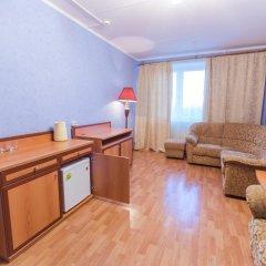 Гостиница АПК 2* Люкс с разными типами кроватей фото 5