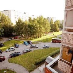 Апартаменты Хочу Приехать на проспекте Испытателей 8 балкон