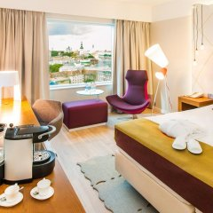 Radisson Blu Sky Hotel, Tallinn 4* Номер Бизнес с разными типами кроватей фото 2
