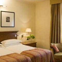 Отель Starhotels Metropole 4* Стандартный номер с различными типами кроватей фото 13