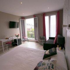 IDEAL HOTEL DESIGN 3* Стандартный семейный номер разные типы кроватей фото 16