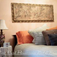 Отель Ledroit Park Renaissance Bed and Breakfast 3* Стандартный номер с различными типами кроватей фото 4