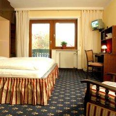 Отель Airporthotel Regent 3* Стандартный номер с двуспальной кроватью фото 6