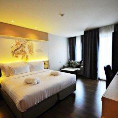 Отель PARINDA 4* Номер Делюкс фото 7