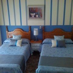 Отель Hostal Rural Gloria Стандартный номер двуспальная кровать фото 6