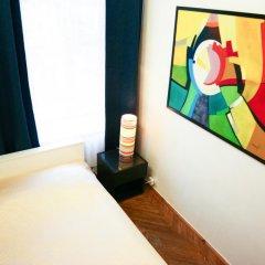 Гостевой дом Capital Стандартный номер двуспальная кровать фото 3