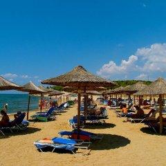 Отель Village Mare пляж