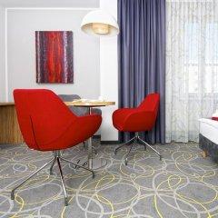 Отель City-herberge Dresden 3* Номер Комфорт с различными типами кроватей
