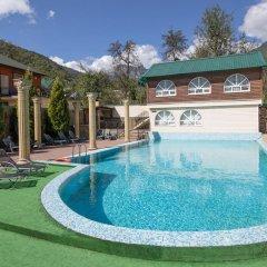 Гостиница София бассейн фото 2