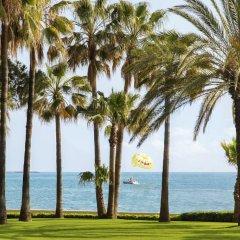 Отель Barut Acanthus & Cennet - All Inclusive пляж