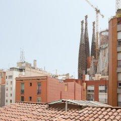 Апартаменты Centric Apartments Sagrada Famila 3 Барселона