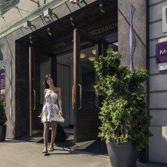 Отель Mercure Secession Wien фитнесс-зал