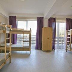 Апарт-Отель Открытие Кровать в общем номере с двухъярусными кроватями фото 4