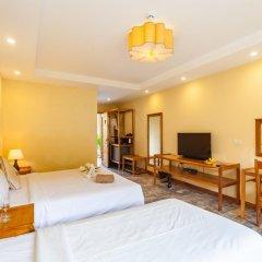 Отель Bauhinia Resort 3* Улучшенный номер с различными типами кроватей фото 7