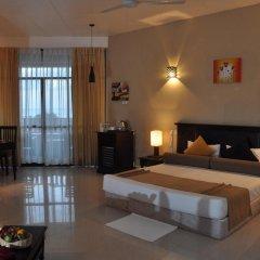 Отель Laya Beach комната для гостей фото 3