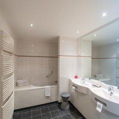 Отель Montanus Бельгия, Брюгге - отзывы, цены и фото номеров - забронировать отель Montanus онлайн ванная