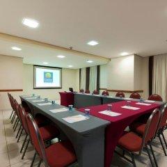 Отель Comfort Inn & Suites Ribeirão Preto Бразилия, Рибейран-Прету - отзывы, цены и фото номеров - забронировать отель Comfort Inn & Suites Ribeirão Preto онлайн помещение для мероприятий фото 2