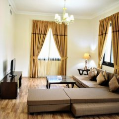 Al Waleed Palace Hotel Apartments Oud Metha 4* Студия с различными типами кроватей